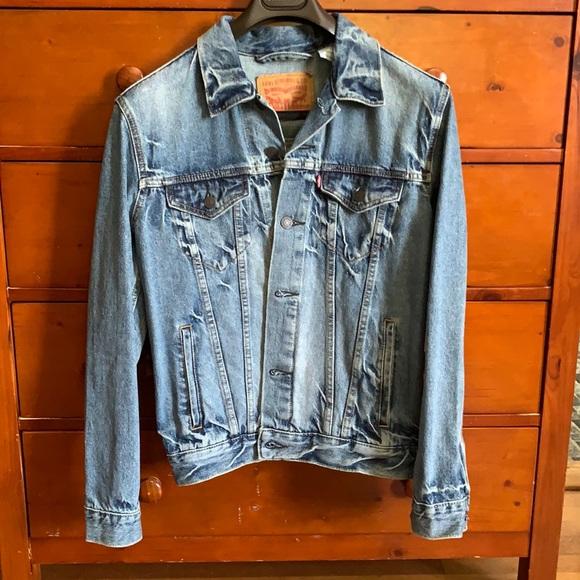 Men's Levi Strauss Jean jacket